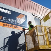 Is your Forklift Safety cage to the Australian Standard?