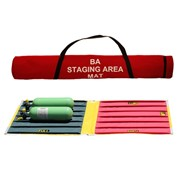 Harcor | SCBA Staging Area Mat