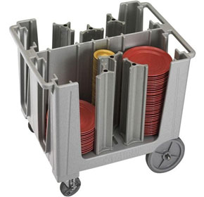 Cambro Adjustable Dish Caddy - ADCS480