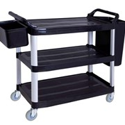 F.E.D 3 -Shelf Utility Cart