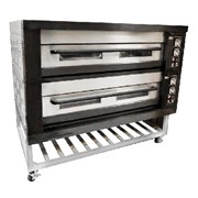 Oven | Amalfi Series Electric Two Deck Bakery Oven