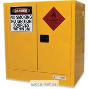 250L Flammable Liquids Storage Cabinet - (Low)