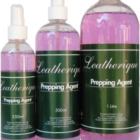 Leather Dye - Prepping Agent | Leatherique