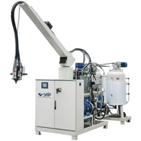 High Pressure Foam Dispensing Machines | SAIP SP Series