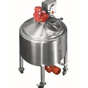 Aroma System Ecoline | 100-500 KG Thermally-Run Pre-Dough | Bread Line
