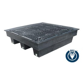 Spill Containment Bunded Pallet | Spill Guard
