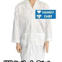 Handy Chef | Food Industry Dust Lab Coats