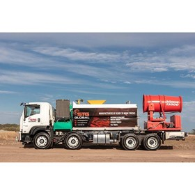 13,000L 'The Suppressor' Water Truck