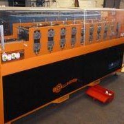 Custom Built Rollforming Machine | Kiwitar Post Former