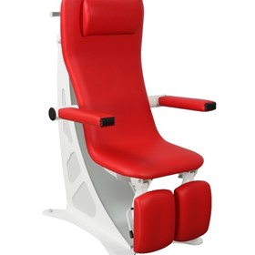 APOLIUM - Your NEW standard in Podiatry chair