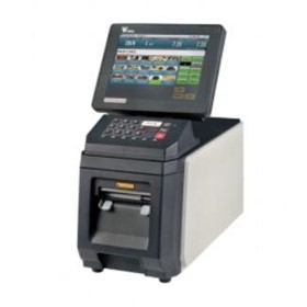 Standalone Colour Touch Screen Label Printer | TSDP5000E
