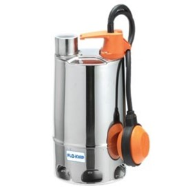 Automatic Submersible Vortex Pump - SSV037