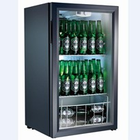 Aspen 98L Commercial Bench Top Display Drink Fridge