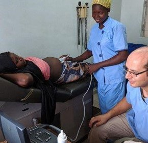 SonoSite Ultrasound Technology in an African Village