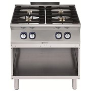 4-Burner Gas Boiling Top on Open Base 800mm -  700XP
