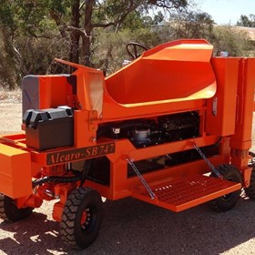 Alcaro Kerb Laying Machine - Superseded SB747