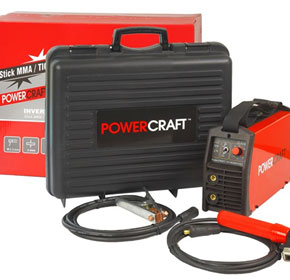 Inverter Welder | Powercraft 131