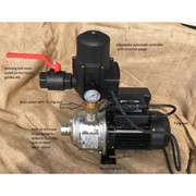Pressure Pumps | MH Series 3/6