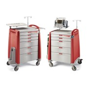 Emergency Cart with Options Package