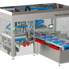 StarVac Vacuum Packaging Machine | Jupiter
