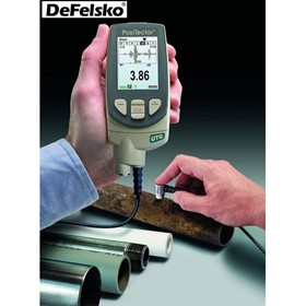 Ultrasonic Wall Thickness Gauge - PosiTector UTG