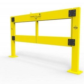 Verge Safety Barriers Double V-Gate 1520W  - BV054