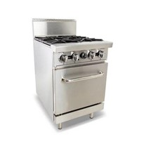 Commercial Cooktops with Oven