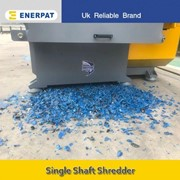 Economic Single Shaft Shredder Manufacturer for Plastic Drum MSA-F1500