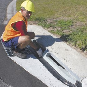 Storm Water Drain Baffle | Catch-it