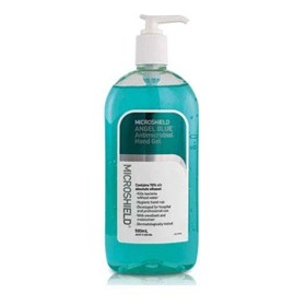 Hand Sanitiser Angel Blue 500ml