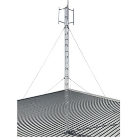 Aluminium Roof Mounted Lattice Tower | 6.2 Metre AL220