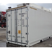 20ft HC Reefer Containers