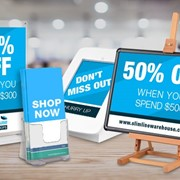 How the right point of sale display can increase sales