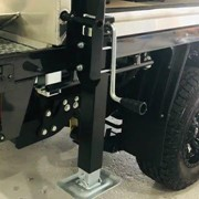 MITS Alloy Canopies | Canopy Lift Off Legs