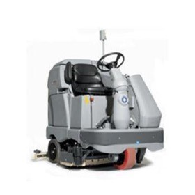 Ride On Floor Scrubber / Dryer | BR100S