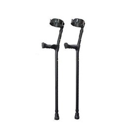 Double Adjustable Elbow Crutches