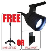 Q3 Mobile LED Examination Light | FREE MOBILE STAND | MINKSQ3