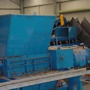 Industrial Shredder AZ60