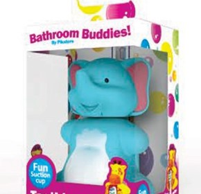 Bathroom Buddies - Kids toothbrush holders