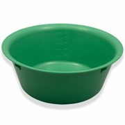 1500ml Autoclavable Green Bowl