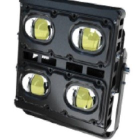 LED Floodlights & Commercial Lighting KUB4-500