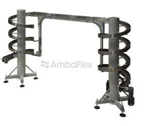 AMBAFLEX PORTAL ONE SPIRAL CONVEYOR TECHNOLOGY