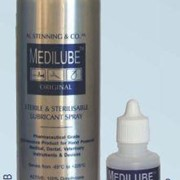 MEDILUBE™ - Sterilisable Lubricant Spray & Drops