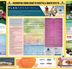 Residential Living Guide to Lifestyle & Health 2017/18