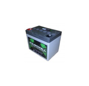 12V Gel Deep Cycle Battery | 33Ah STAUNCHCELL