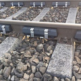Strailastic Noise Reduction Systems for Rail