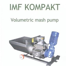Volumetric Mash Pump