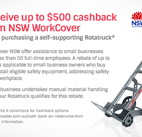 NSW WorkCover $500 Cashback