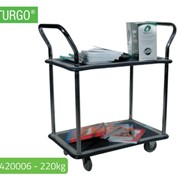 STURGO Double Platform Trolley | 12420006