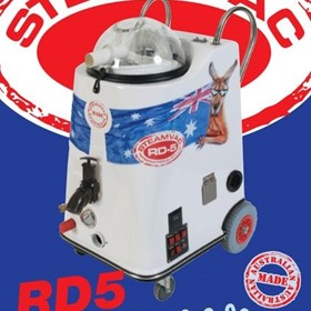 STEAMVAC | Steam Cleaner | RD5